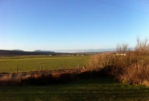 Winter sunshine, Orkney